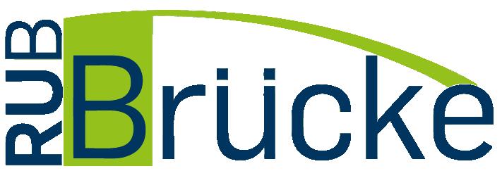 Logo RUBBruecke